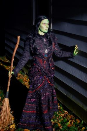 Elphaba from Wicked the Musical worn by LadyAmaryllis
