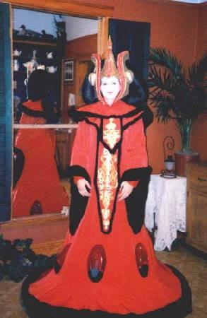 Queen Amidala from Star Wars Episode 1: The Phantom Menace worn by JaclynGFC