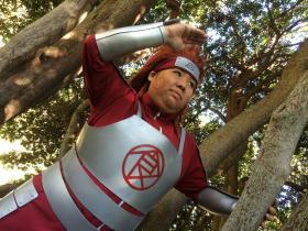 Chouji Akimichi from Naruto Shippūden