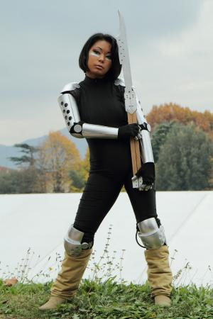 Gally / Alita from Battle Angel Alita worn by suny