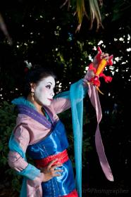 Mulan from Mulan worn by suny