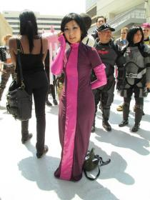 Emily Wong from Mass Effect worn by ceratopian