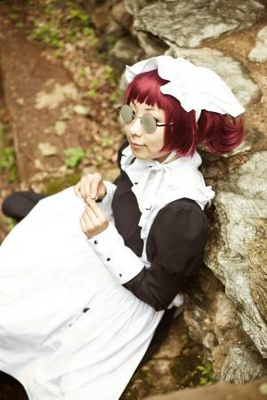 Maylene from Black Butler worn by ceratopian