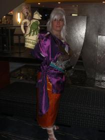 Sharrkan from Magi Labyrinth of Magic worn by Tenshiryuu