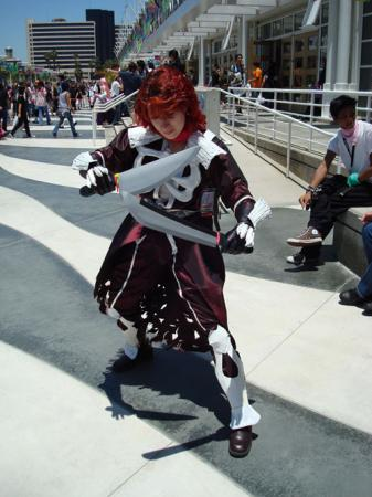 Assassin Cross from Ragnarok Online