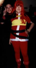 Lina Inverse from Slayers worn by Asmaria