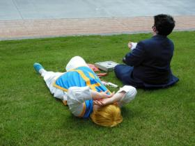 Kurapika from Hunter X Hunter worn by Asmaria