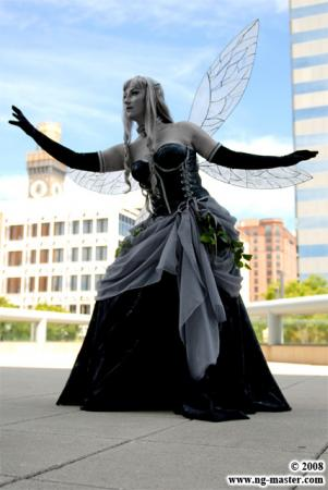 Fairy Park Statue from Clover worn by Starlighthoney