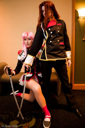 Utena Tenjou from Revolutionary Girl Utena worn by Starlighthoney