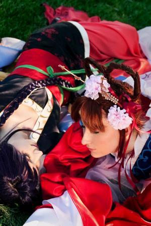 Miaka Yuuki from Fushigi Yuugi worn by Starlighthoney