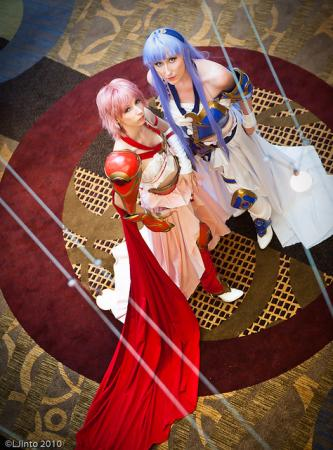 Umi Ryuuzaki from Magic Knight Rayearth worn by Starlighthoney