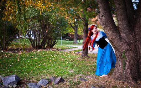 Ariel from Little Mermaid