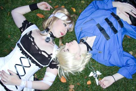 Sakura from Tsubasa: Reservoir Chronicle worn by Starlighthoney