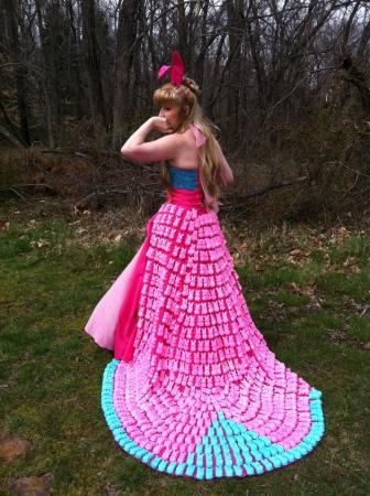 Peep Bunny Dress from Original Design worn by Starlighthoney