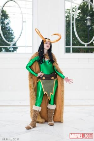 Loki from Marvel Comics
