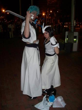 Apache from Bleach worn by Seta Ginny