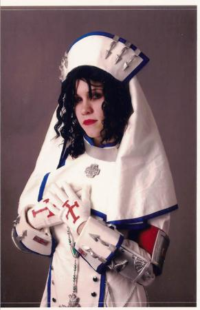 Nolle Bor from Trinity Blood