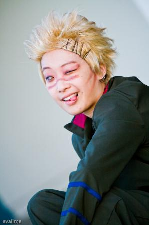Ken Joshima from Katekyo Hitman Reborn! worn by Silver Ruby