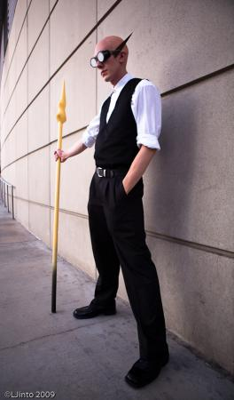 Ox Ford from Soul Eater (Worn by Earthbounder)