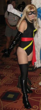 Ms. Marvel from Avengers, The worn by Arlette