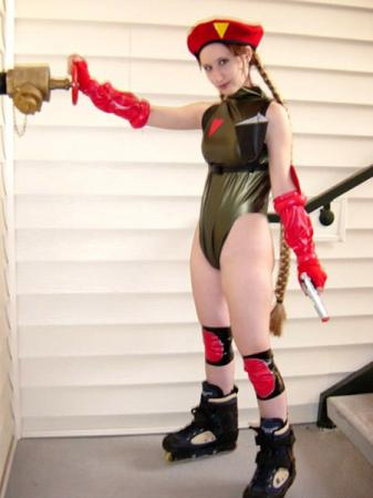 Cammy from Cannon Spike