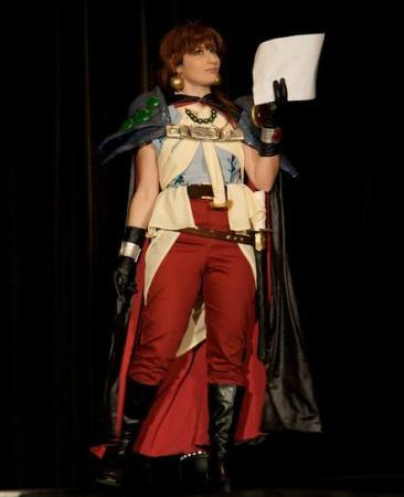 Lina Inverse from Slayers worn by Arlette