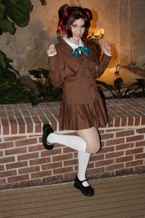 Miaka Yuuki from Fushigi Yuugi (Worn by Arlette)