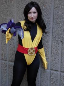 Kitty Pryde from X-Men by Arlette
