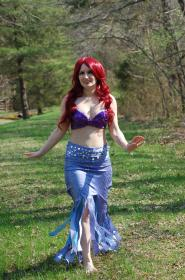 Ariel from Once Upon a Time worn by Arlette