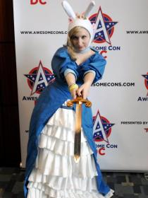 Fionna from Adventure Time with Finn and Jake worn by Arlette