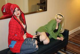Gwen Stacy from Spider-man  by Arlette