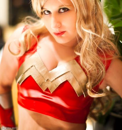 Wonder Girl from Teen Titans worn by Arlette