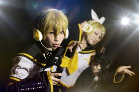 Kagamine Rin from Vocaloid 2 worn by Ming