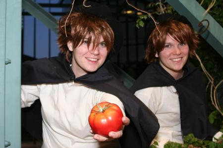 Italy (Veneziano) / Feliciano Vargas from Axis Powers Hetalia worn by nikineko