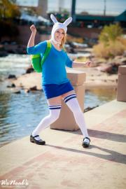 Fionna from Adventure Time with Finn and Jake worn by Kailette