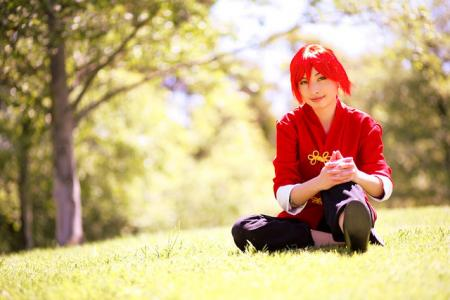Ranma Saotome from Ranma 1/2 worn by Pinkapple