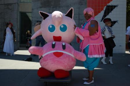 Jigglypuff from Pokemon worn by Sakura Mikage