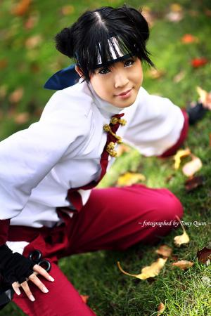 Tenten from Naruto Shippūden worn by Chuwei