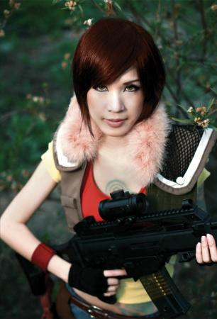 Lilith from Borderlands worn by Chuwei