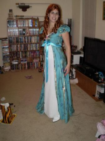 Giselle from Enchanted worn by Ravenmist