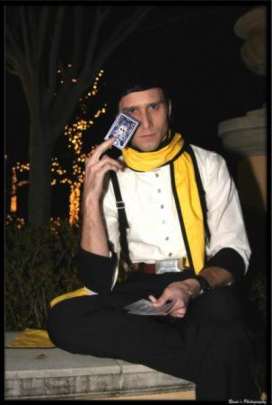 Ryoji Mochizuki from Persona 3 worn by Vartan
