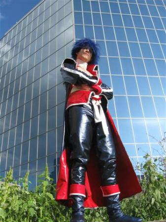 Simon from Tengen Toppa Gurren-Lagann worn by Vartan