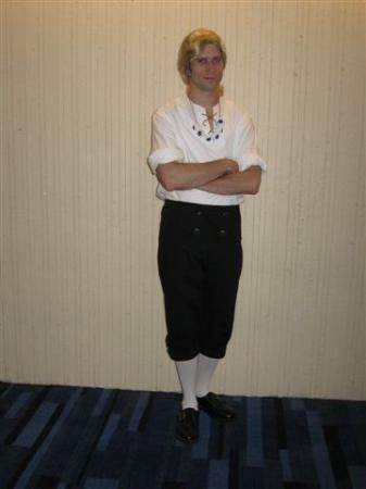 Guybrush Threepwood from Secret of Monkey Island worn by Vartan