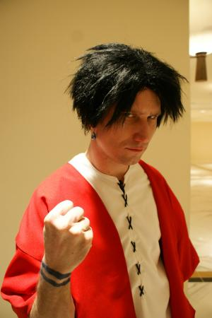 Mugen from Samurai Champloo worn by Vartan