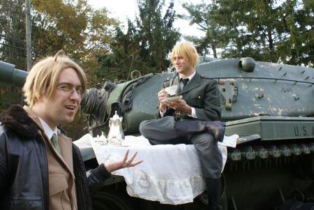 UK / England / Arthur Kirkland from Axis Powers Hetalia worn by Vartan