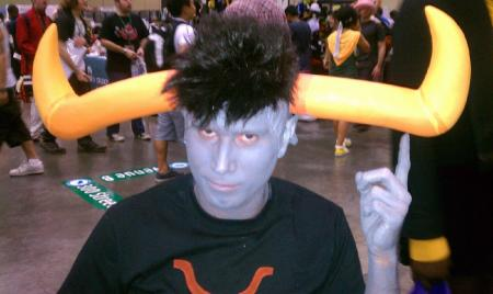 Tavros Nitram from MS Paint Adventures / Homestuck worn by Vartan