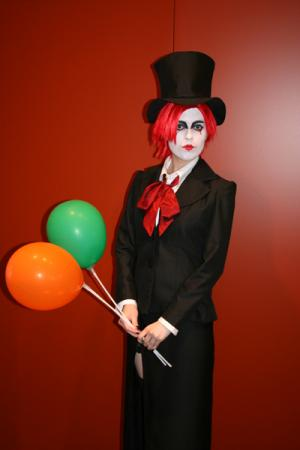 Mad Hatter from Angel Sanctuary (Worn by Rei2Rei)
