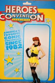 Sally Jupiter / Silk Spectre I from Watchmen, The worn by Rei2Rei