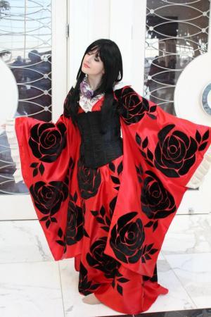 Yuuko Ichihara from xxxHoLic worn by Lady Somairot