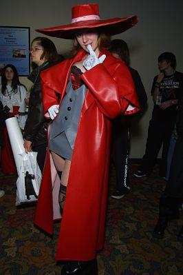 Alucard from Hellsing worn by Lady Somairot